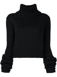 укороченный свитер свободного кроя  Io Ivana Omazic