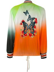 кардиган с вышивкой в виде бабочки Jean Paul Gaultier Vintage