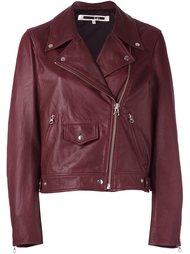 классическая байкерская куртка McQ Alexander McQueen