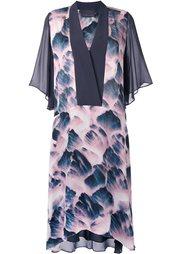 платье-шифт 'Icelandic' GINGER & SMART