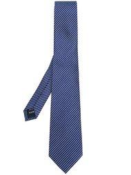 галстук в полоску Z Zegna