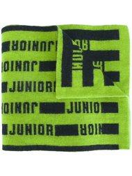 шарф вязки интарсия Jean Paul Gaultier Vintage