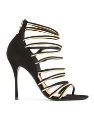 suede strappy sandals Schutz