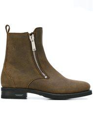 ботинки челси с закругленным носком Dsquared2