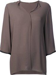 блузка свободного кроя Peter Cohen