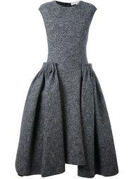 расклешенное платье Stefano Mortari