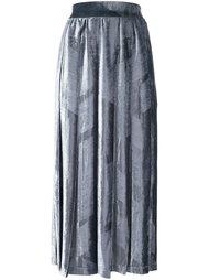плиссированная юбка  Si Jay