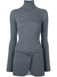 свитер 'Zoie' с высокой горловиной Erika Cavallini
