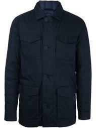 куртка с накладными карманами  Z Zegna