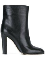 ботинки с закругленным носком на каблуке Agnona