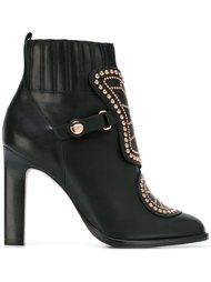 ботинки по щиколотку 'Karina Butterfly'  Sophia Webster