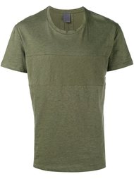 футболка с панельным дизайном  Lot78
