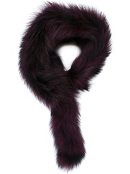 шарф из меха енота P.A.R.O.S.H.