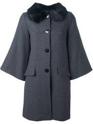 пальто с расклешенными рукавами Steffen Schraut