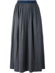 плиссированная юбка Erika Cavallini