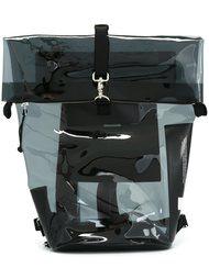 прозрачный рюкзак Eytys