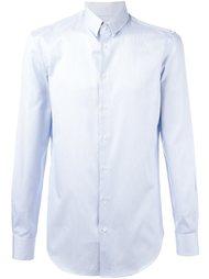 рубашка в полоску Giorgio Armani