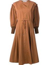 drawstring waist dress Toga