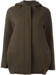 удлиненная куртка с капюшоном Gianluca Capannolo