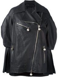 кожаная куртка 'Oversized' Drome
