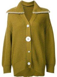 chunky knitted cardigan Edun