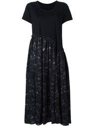 платье с круглым вырезом Y's