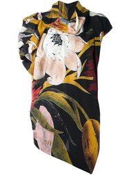 блузка с цветочным принтом   Vivienne Westwood Anglomania