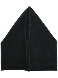 шапка квадратной формы Label Under Construction