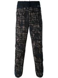 спортивные брюки Adidas Originals x White Mountaineering  Adidas Originals