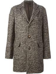 твидовое пальто Eleventy