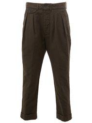 укороченные брюки  Wooster + Lardini