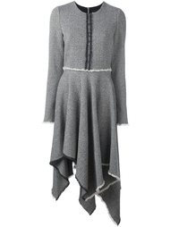 твидовое платье  Marco Bologna
