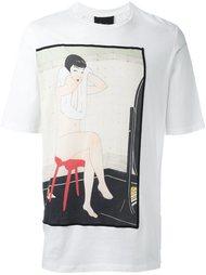 футболка с принтом-иллюстрацией 3.1 Phillip Lim