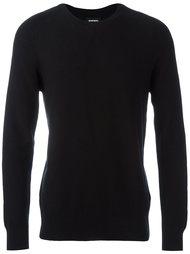 свитер с круглым вырезом Diesel