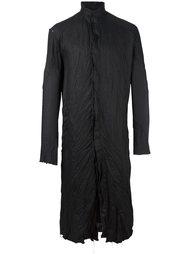 удлиненный пиджак с бахромой A New Cross