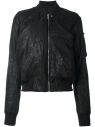 куртка-бомбер 'Ripple' Rick Owens