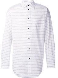 рубашка в полоску Alexander Wang