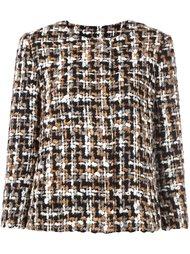 твидовый пиджак Dolce & Gabbana