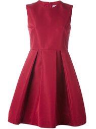 расклешенное платье  Red Valentino