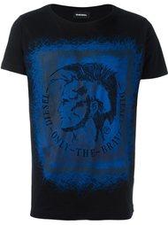 футболка 'T-Diego-DC' Diesel