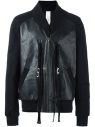 кожаная куртка 'Johnson' Damir Doma