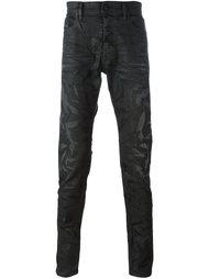 джинсы с покрытием 'D-Tepphar' Diesel