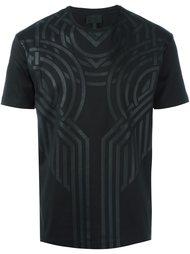 жаккардовая футболка Les Hommes