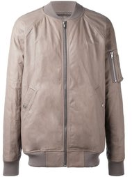 стеганая куртка-бомбер Rick Owens
