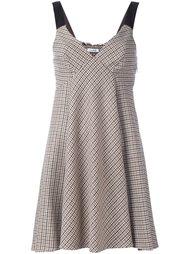 расклешенное платье  P.A.R.O.S.H.