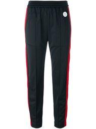 спортивные брюки с лампасами  MSGM