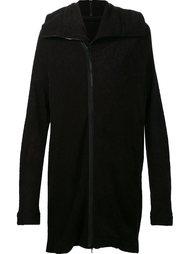 zipped oversized sweatshirt Julius