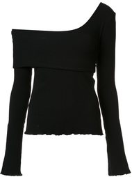 блузка 'Giulia Twist Front'  Misha Nonoo