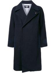 однобортное пальто General Idea
