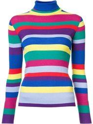 свитер в полоску Mira Mikati